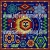 Huichol Winter pattern