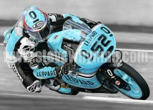 Danny Kent colour edition
