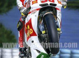 Marco Simoncelli wheelie 58