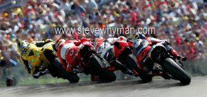 Race 1 Steve Whyman