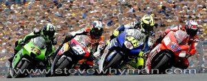 Race 2 Steve Whyman