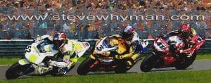 Race 3 Steve Whyman