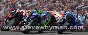 Race 8 Steve Whyman