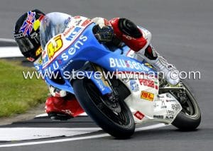 Scott Redding Blusense