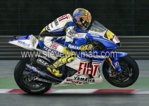 Valentino Rossi 2008
