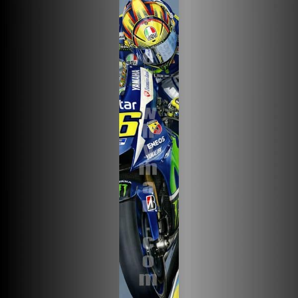 Valentino Rossi 2016 the doctor slimpic