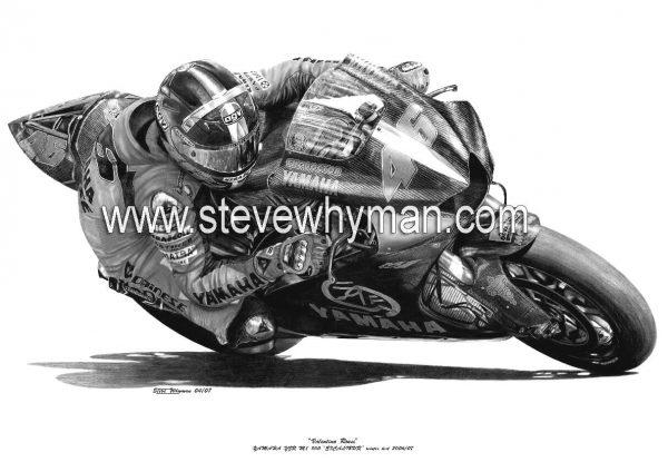 Valentino Rossi Excalibur