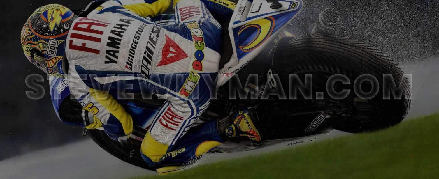 Motorbike art paintings