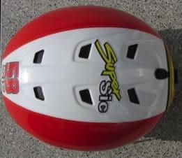 Rossi Helmet 01