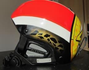 Rossi Helmet 03
