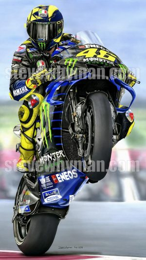 Rossi Wheelie 2019