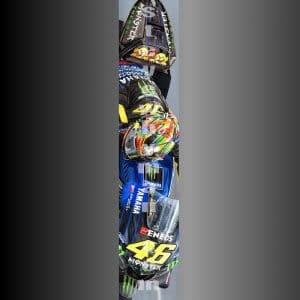 SLIMPIC Valentino Rossi MotoGP Yamaha 46
