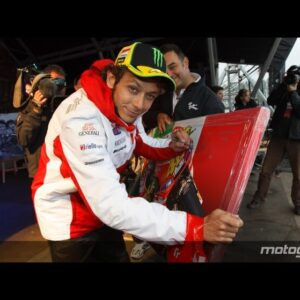 2012 Day of Champions Rossi Ducati