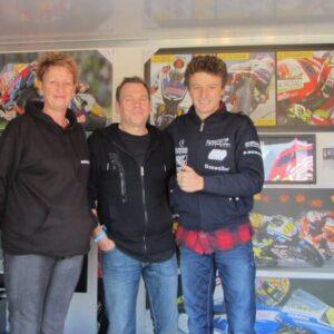 Jack Miller Silverstone 2012