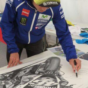 Rossi signing 2015