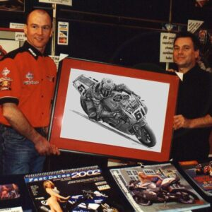 Steve Hislop 2005