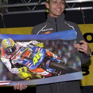 Rossi with the 2002 picture